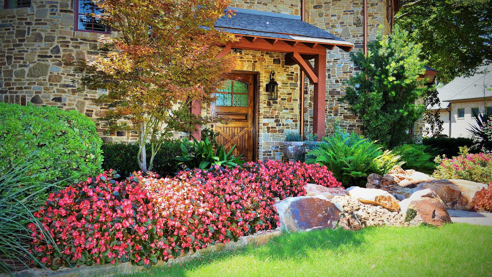 Rockwall, Heath, and surrounding area Landscape Design